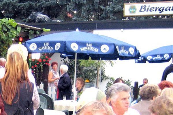 Gasthaus Stiller - AktuellesBiergarten