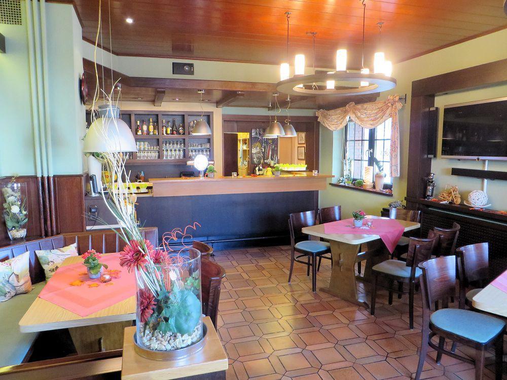 Gasthaus Stiller - Restaurant Theke